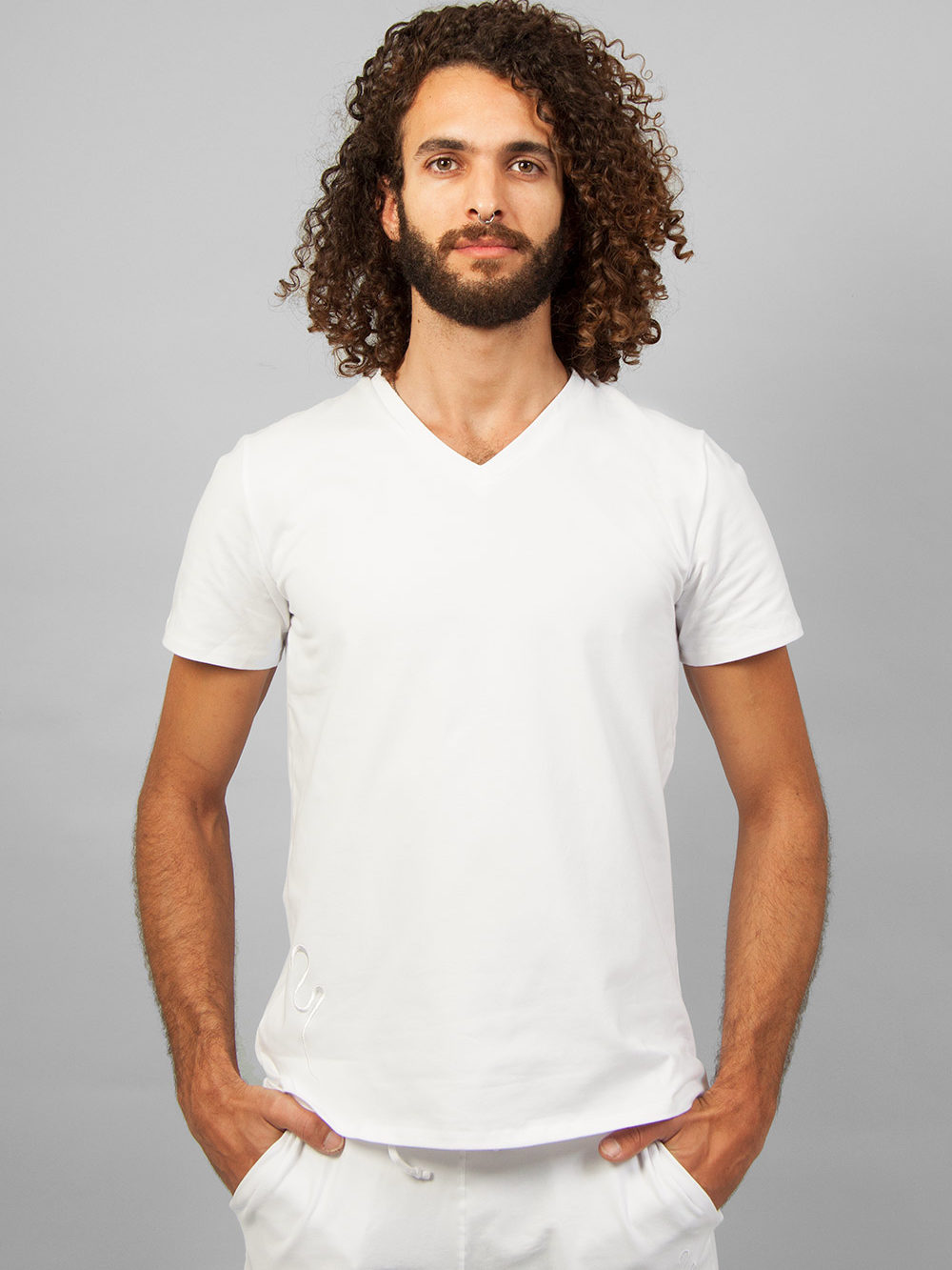 Breath ofFire yoga man clothes organic cotton