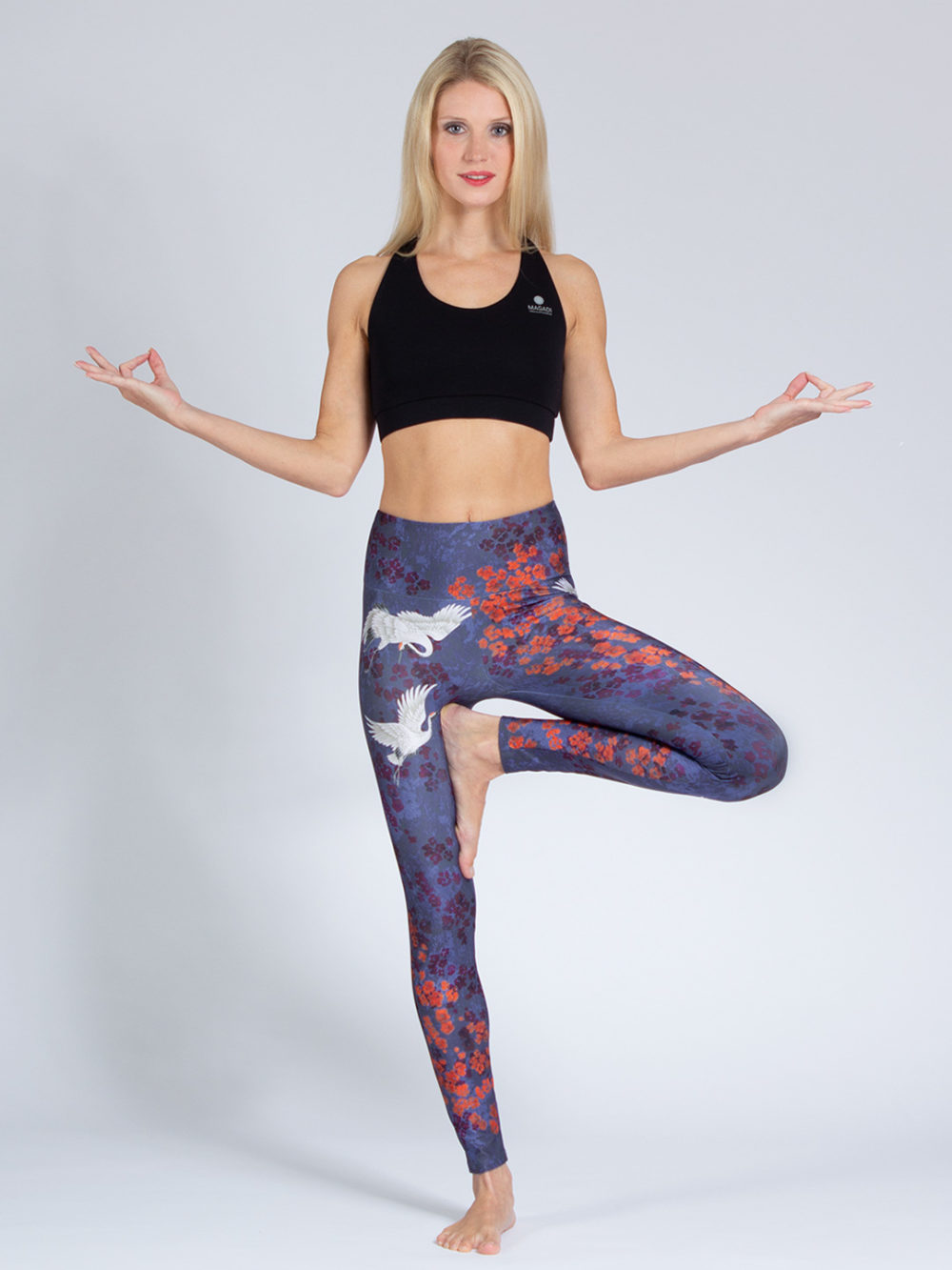 happy bird leggings magadi