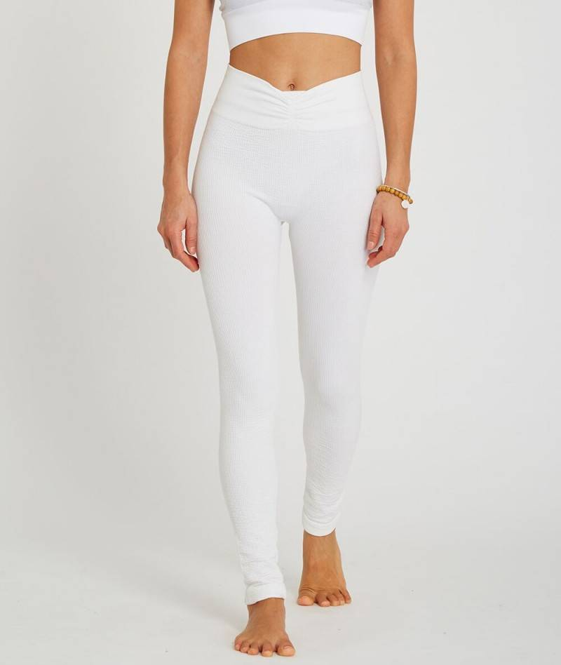 leggings savasana yogasearcher blanc yoga